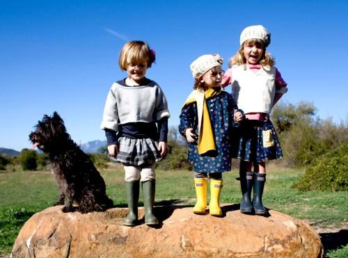 2011 Latest Children Fashion Trends